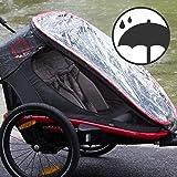 Hamax Rain Cover Outback Multi-Sport Trailer + Stroller + Jogger