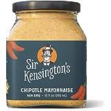 Sir Kensington's Mayonnaise, Chipotle Mayo, Gluten Free, Non- GMO Project Verified, Certified Humane Free Range Eggs…