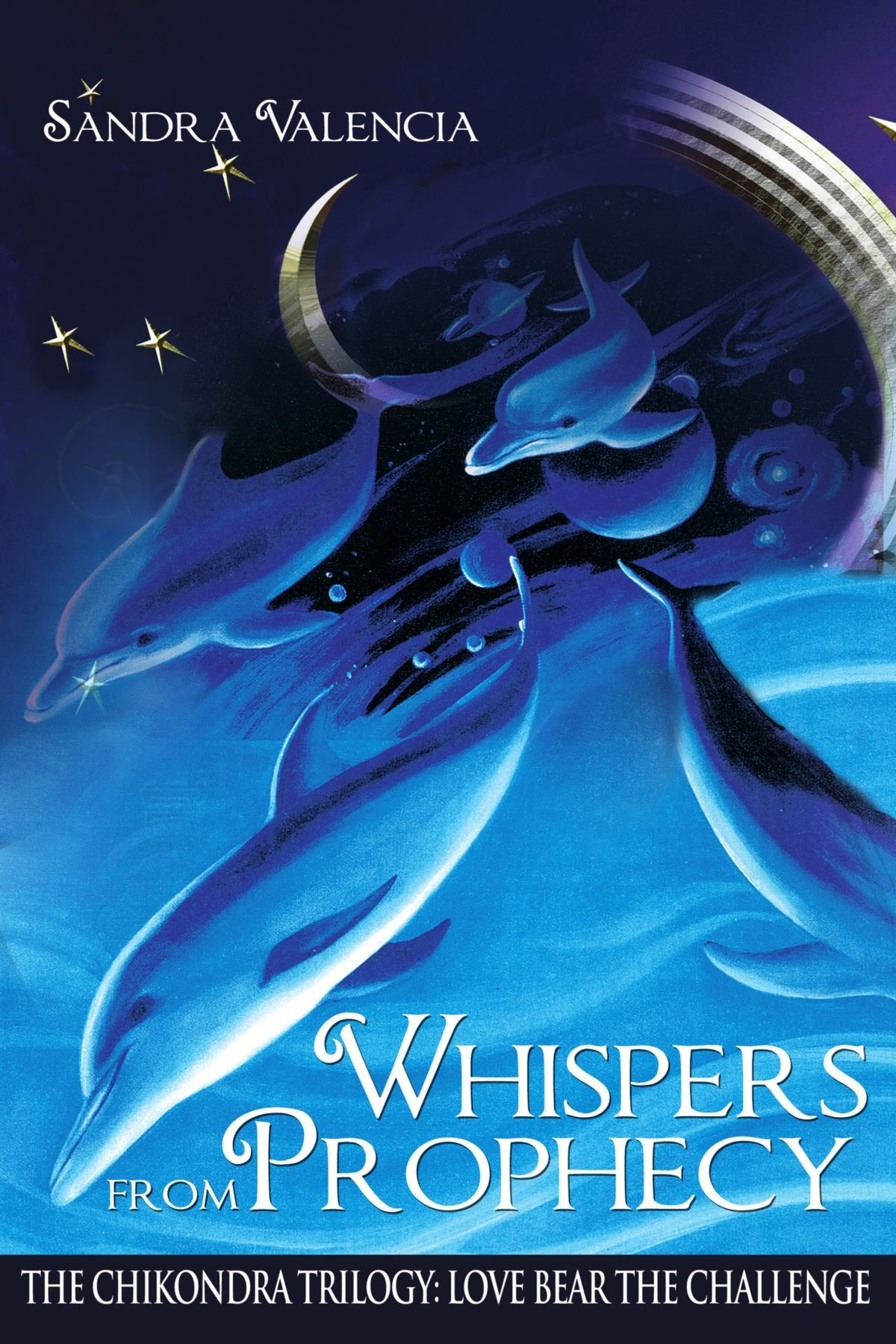 Download Whispers from Prophecy: The Chikondra Trilogy: Love Bear the Challenge pdf