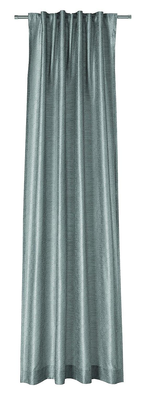 Joop  Silk Allover Vorhang mit Grünckten Grünckten Grünckten Schlaufen Gardinen Vorhänge Stores - Größe 130 x 250 cm - Farbe grau beige B07GQ6766F Vorhnge 401297