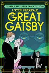 The Great Gatsby (Deluxe Illustrated Edition) Hardcover