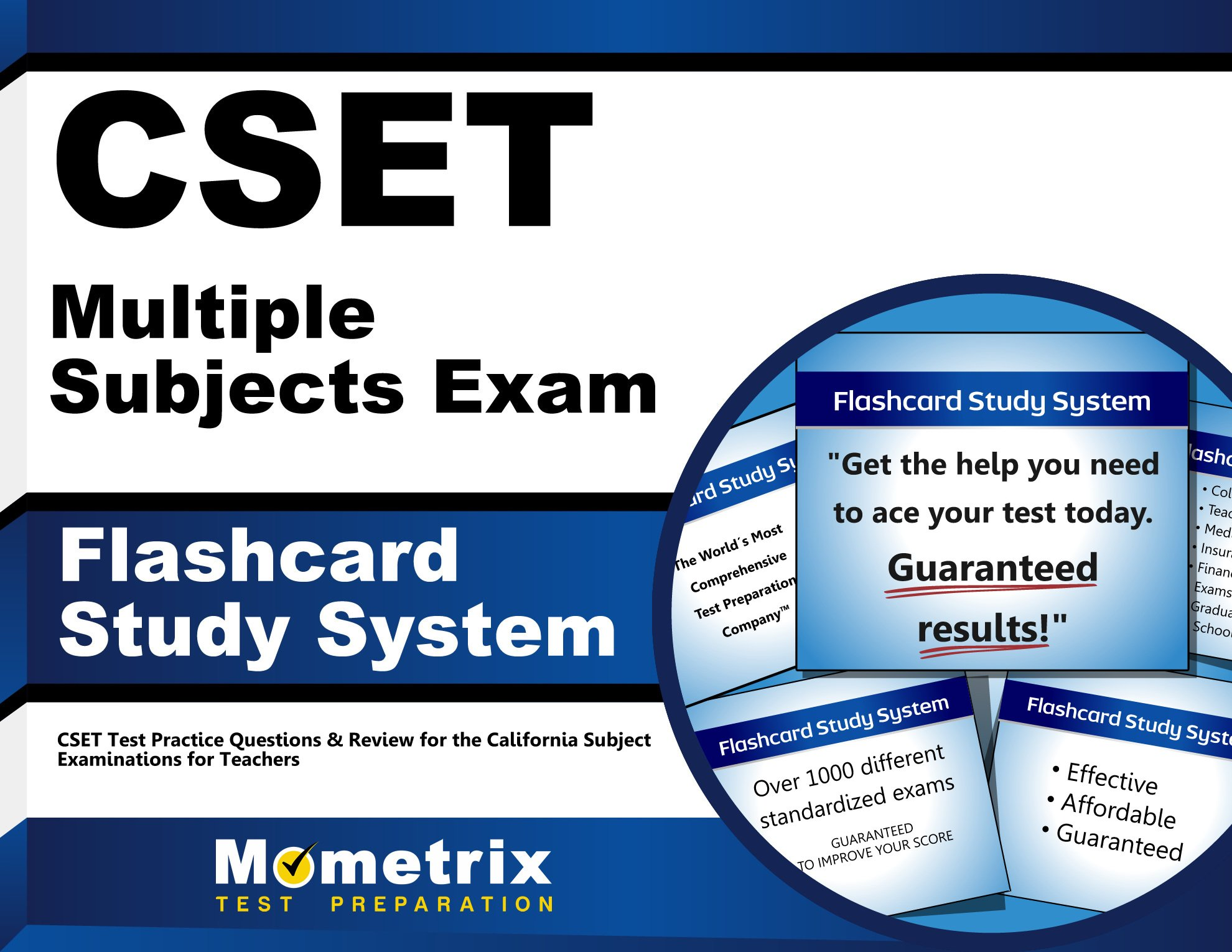 Multiple Subjects Flashcard Study System product image
