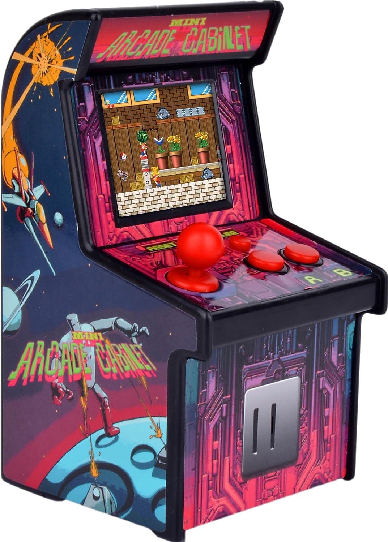 Arcade Cabinet Portable Handheld Console Machine Image 1
