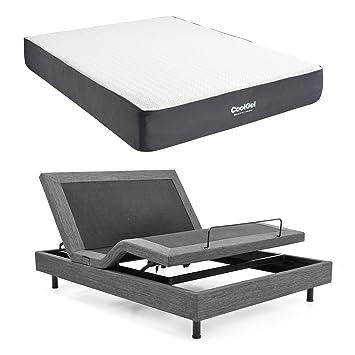 Amazon.com: Classic Brands - Base de cama ajustable y cómoda ...
