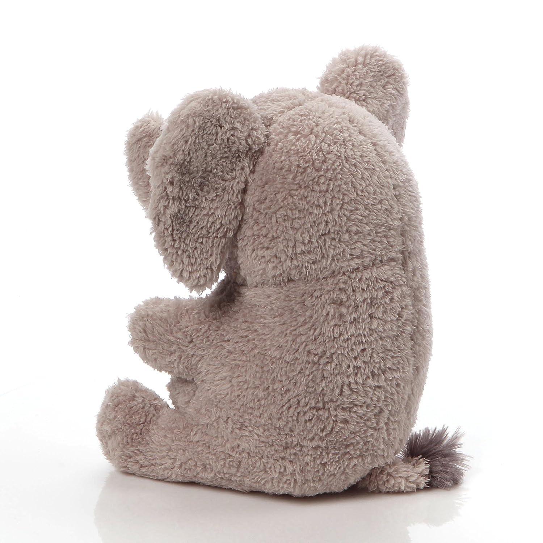Gund 4048280 Edison Elephant Stuffed Animal Plush