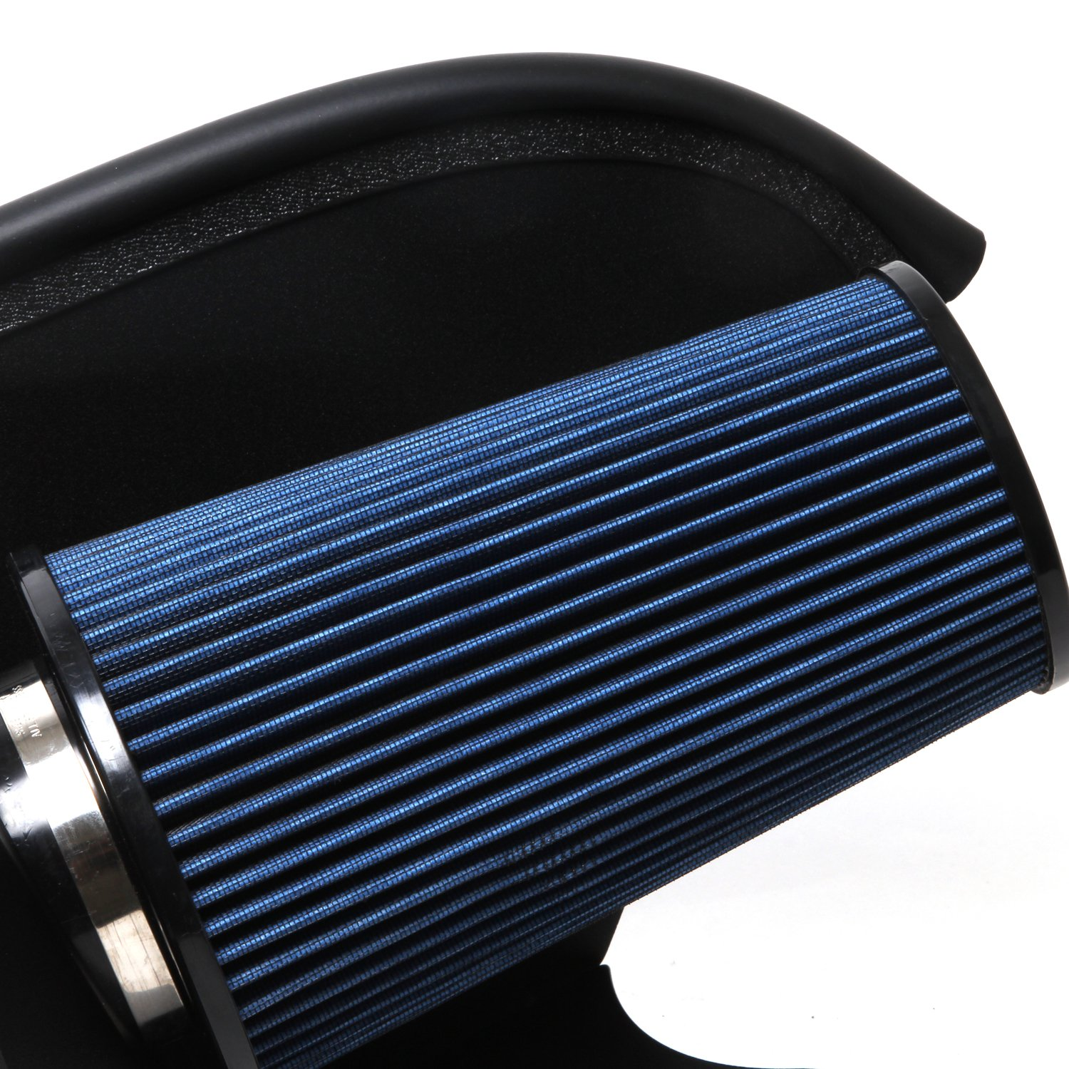 BBK 1737 Cold Air Intake System - Power Plus Series Performance Kit for Ford Mustang 4.0L V6 Chrome Finish by BBK Performance (Image #1)