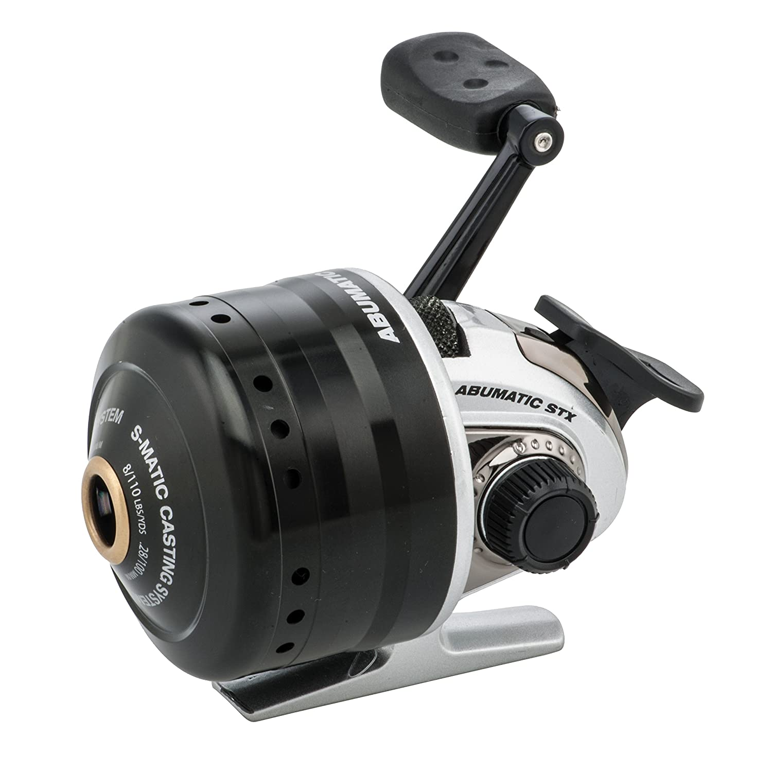 Image result for Abu Garcia Abumatic STX Spincast Reel