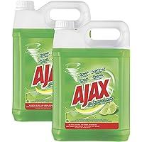 Ajax Limoen Allesreiniger - 2 x 5L - Voordeelverpakking