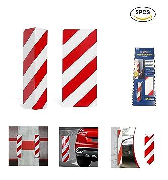 Ducomi Safe – paraspigoli pegatinas de goma para protección coche – Protectores de esquinas para uso