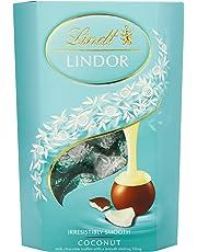Lindt Tartufi Lindor Latte Di Cocco Di Cioccolato (200g)