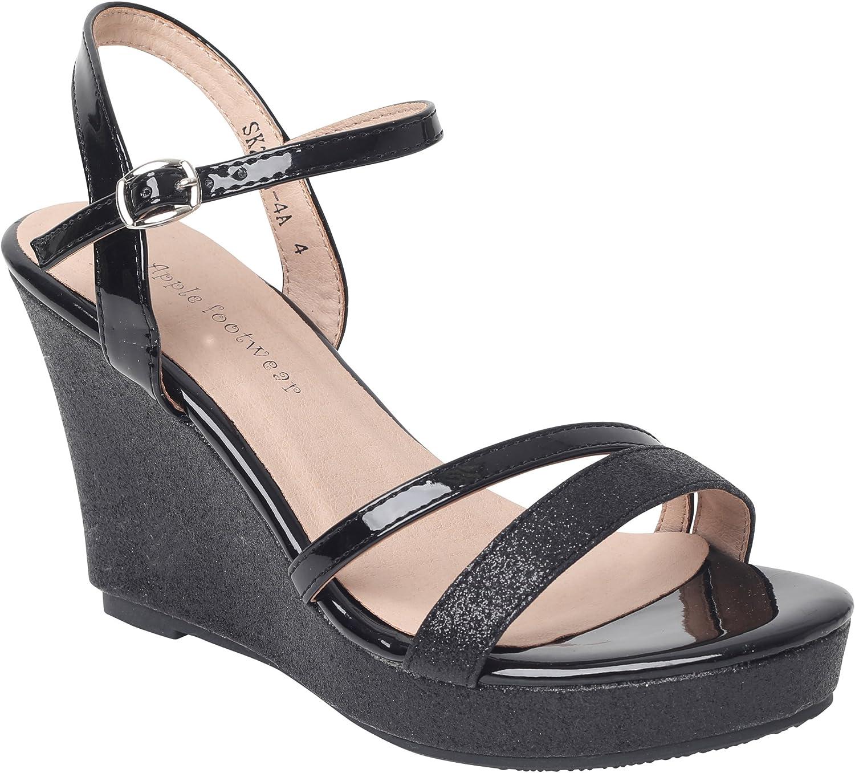 Girls Spot On Open Toe /'Sandals/'