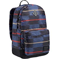 Burton Snowboards Unisex Kettle Pack Luggage, Checkyoself Print, Dimensions: 42cm x 29cm x 15cm, Volume: 20L, Durable Fabrication