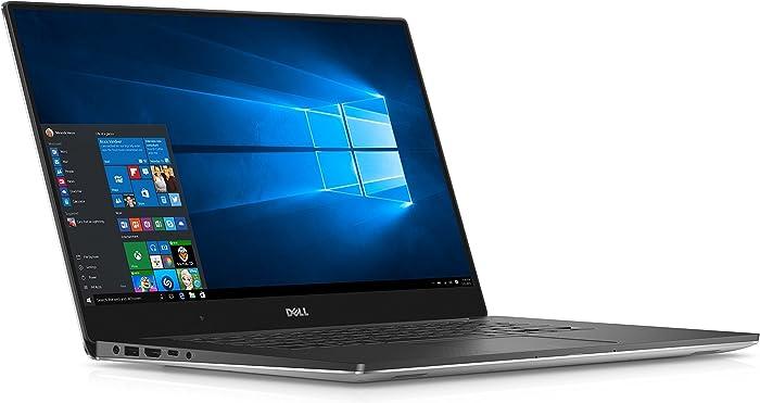 Dell XPS 15-9550 15.6-Inch Laptop (Intel Core i5-6300HQ X4 2.3GHz 8GB 1TB Windows 10 Home)Black (Renewed)