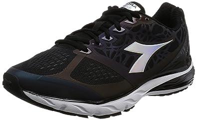 Diadora Shoes Running Sneaker Jogging Men Mythos blushield Hip Black Black  42 a31904e5700