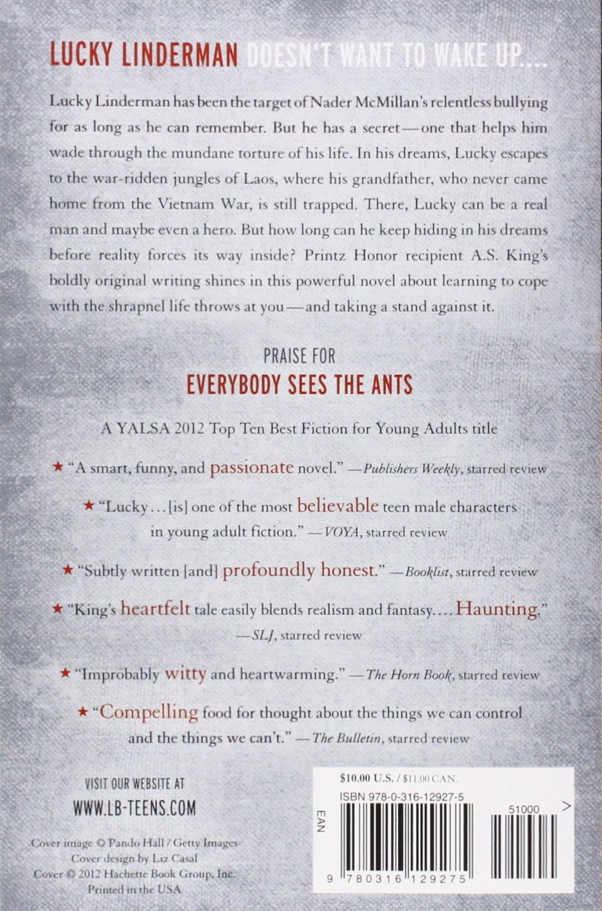 Everybody Sees The Ants Pdf