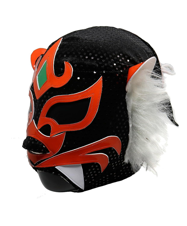 Amazon.com: FELINO Professional Lucha Libre Wrestling Mask (Premium Quality). Mascara Profesional de Lucha Libre: Clothing