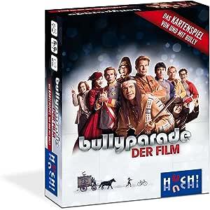 Huch & Friends 879899 – Bully Parade la película – El Juego de Cartas: HUCH! & friends: Amazon.es: Juguetes y juegos