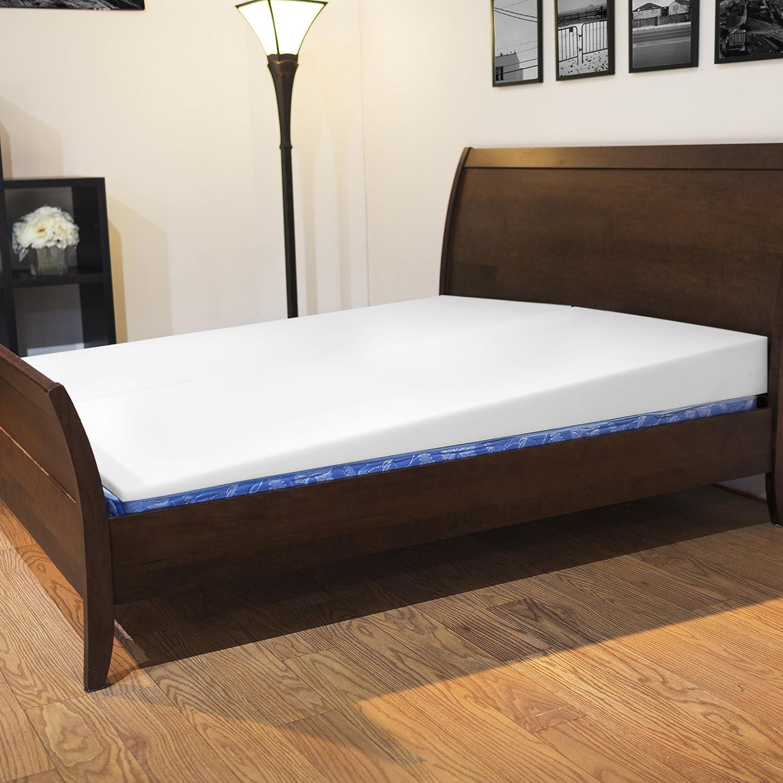 Avana Mattress Elevator – Under Bed 7-Inch Incline Foam Support, Queen