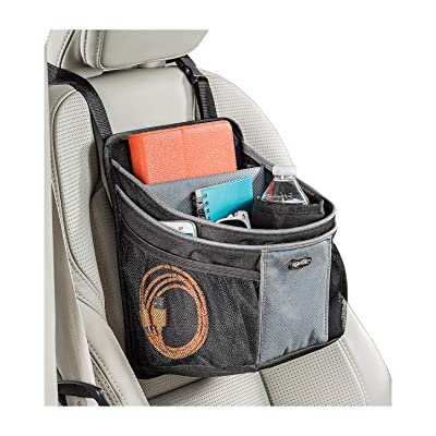 High Road DriverStash Front Seat Car Organizer with Insulated Cup Holder: Home Improvement