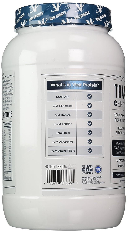 VMI Sports polvo Protolyte proteína, snickerdoodle, proteína ...