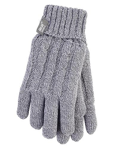 Heat Holders - Guantes Mujer Invierno Termicos Nieve en 7 Colores