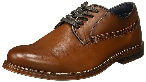 Dockers D227551 Zapatos de Cordones Derby para Hombre  Amazon.com.mx ... fc7aef453be9