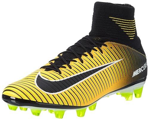 quality design 69f08 e5b50 Nike Mercurial Veloce III DF AG-Pro, Zapatillas de Fútbol para Hombre   Amazon.es  Zapatos y complementos