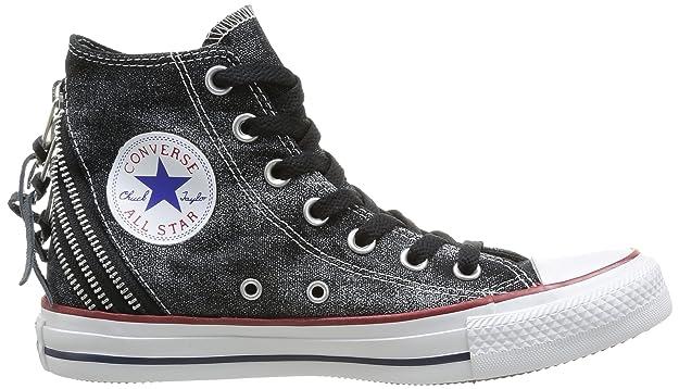 Converse Converse Damen Sneaker Weinrot - Zapatillas para mujer, color bordeaux 018, talla 36