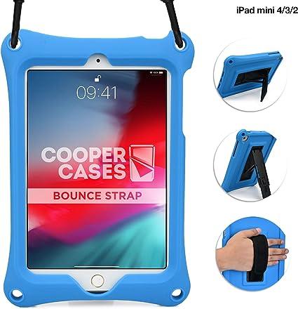 Funda para Apple iPad Mini 4 3 2 1, [Funda Resistente de Mano con ...
