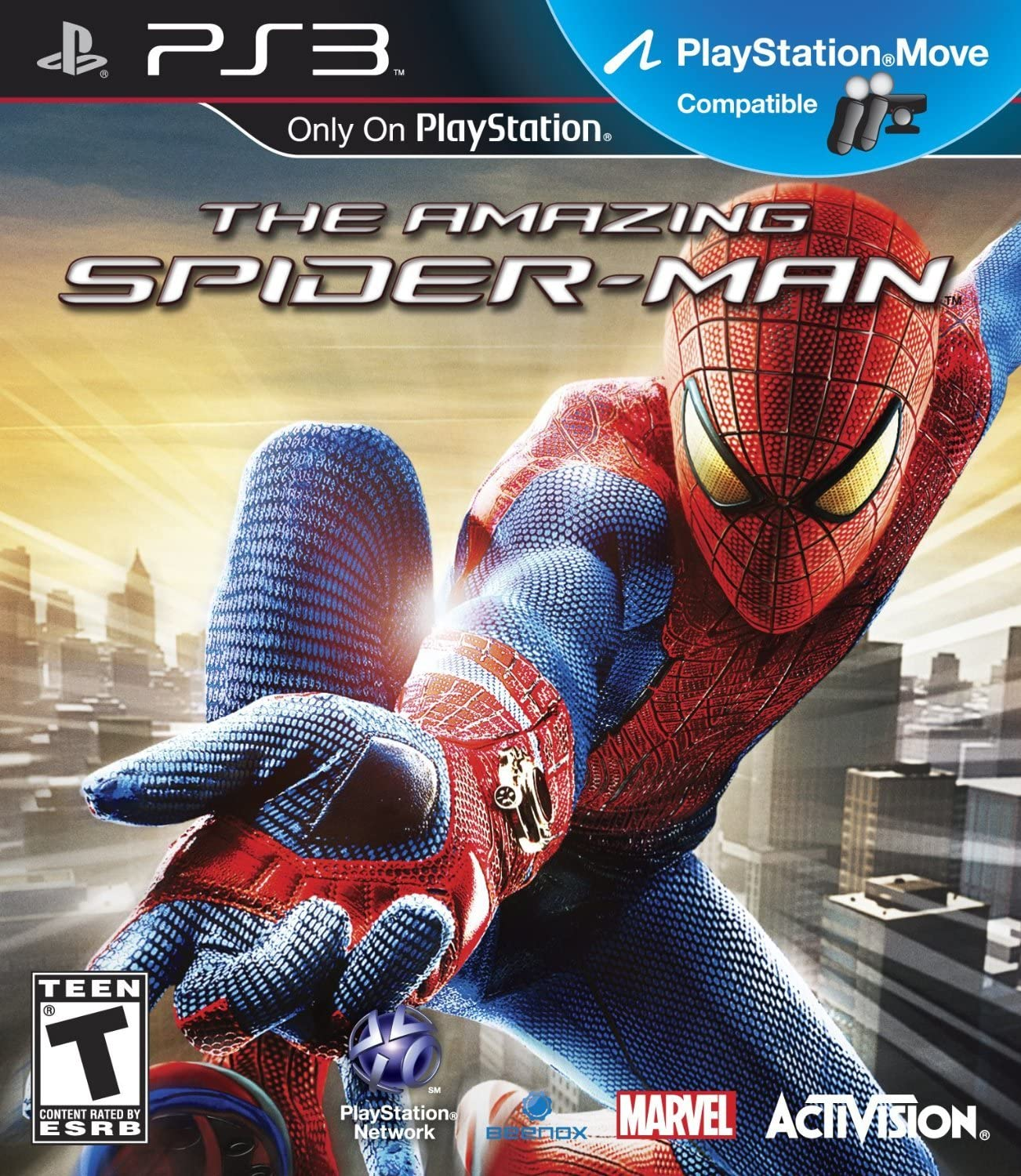 Amazon.com: The Amazing Spider-Man - PS Vita: PlayStation ...