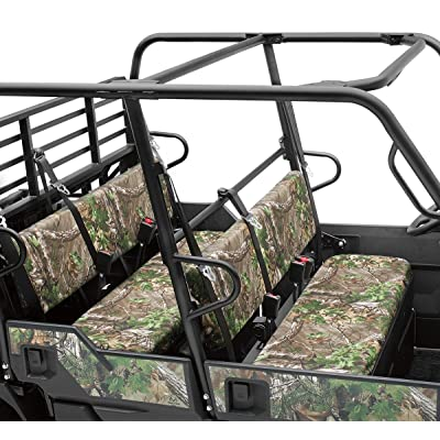 2015-2020 KAWASAKI MULE PRO-FXT DXT FX DX CAMO REALTREE GREEN SEAT COVER KAF080-039: Automotive