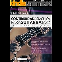 Continuidad armónica para guitarra jazz (guitarra de jazz