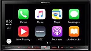 """Pioneer AVIC-7100NEX In-Dash Navigation AV Receiver with 7"""" WVGA Resistive Touchscreen Display (Discontinued by Manufacturer)"""