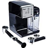 Cafeteira Espresso PrimaLatte 220V, Oster BVSTEM6701SS-057, Preto