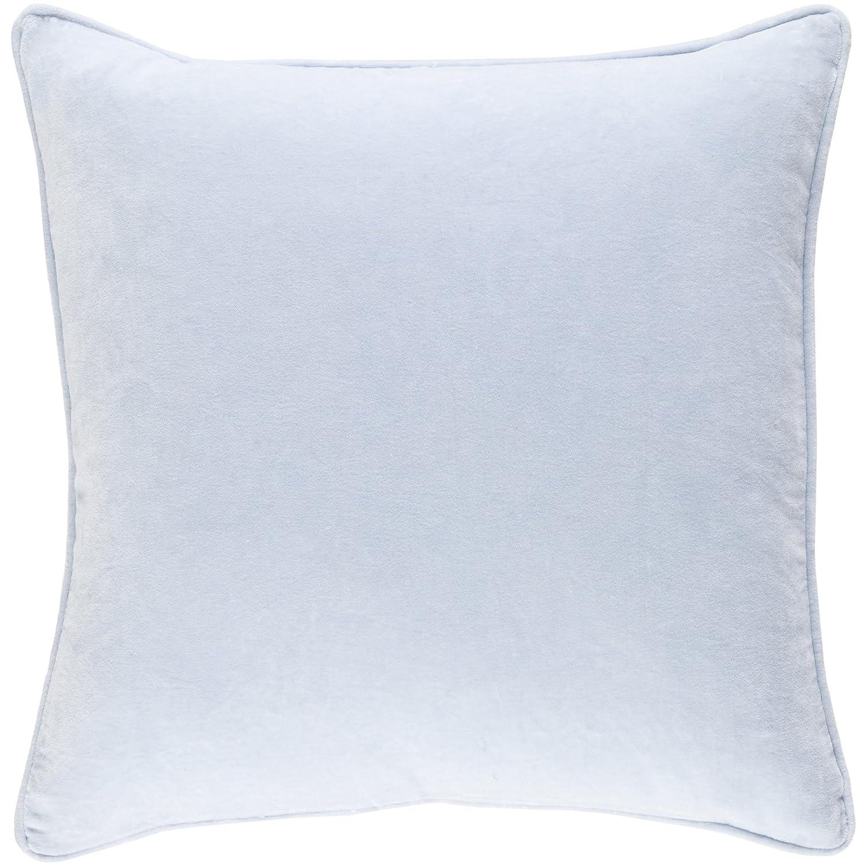 Artistic Weavers saff-7200は適用ベニバナAlly枕カバー18 ' x 18 'ブルー正方形、ブルー   B01M5EETOU