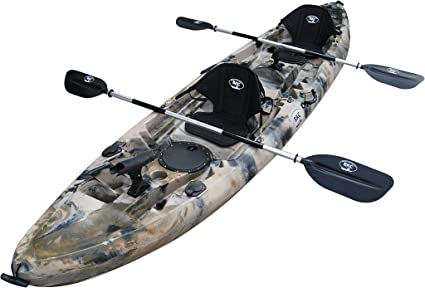 Brooklyn Kayak Company Bkc Uh Tk219 12 Foot Tandem Sit On