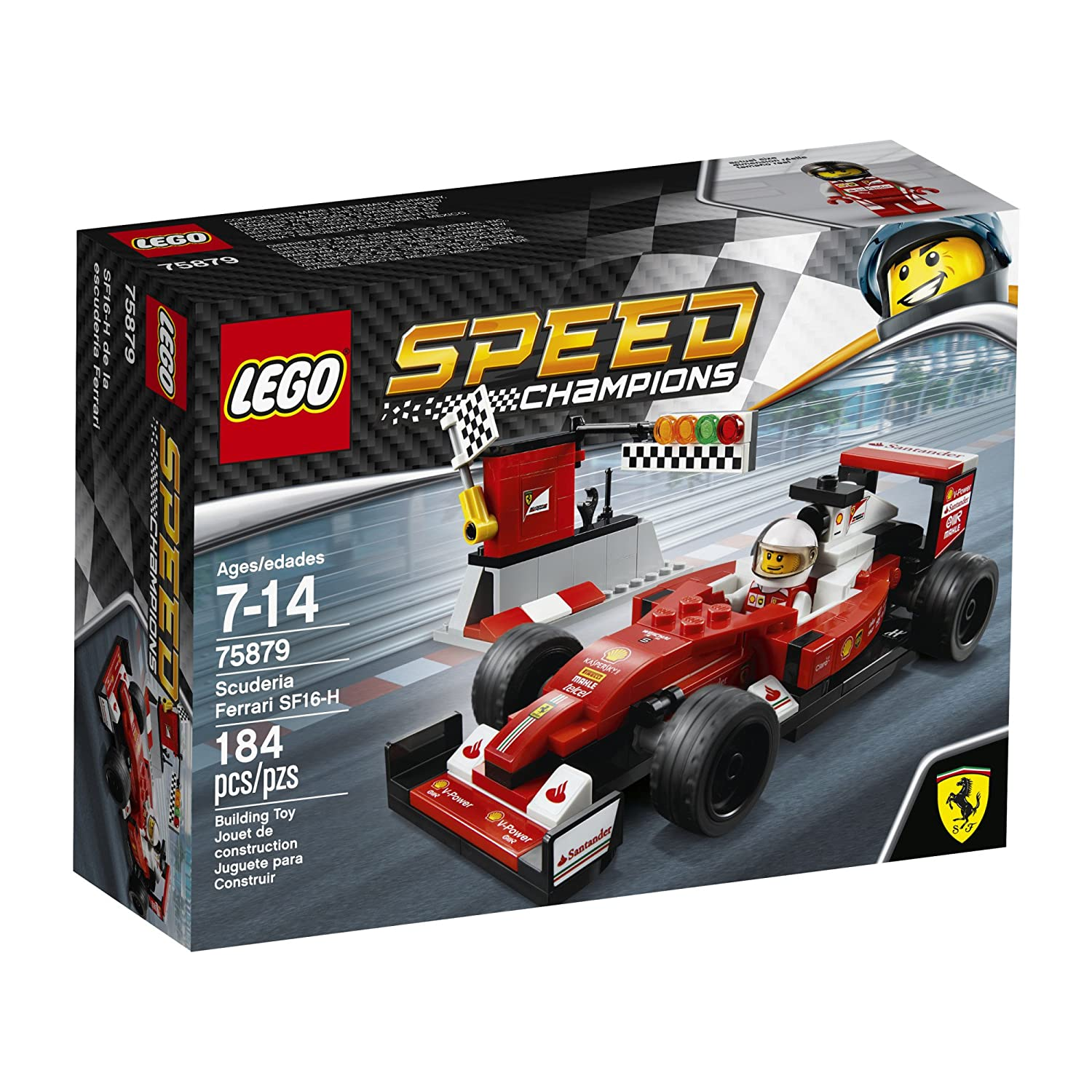 Top 9 Best LEGO Ferrari Sets Reviews in 2020 8
