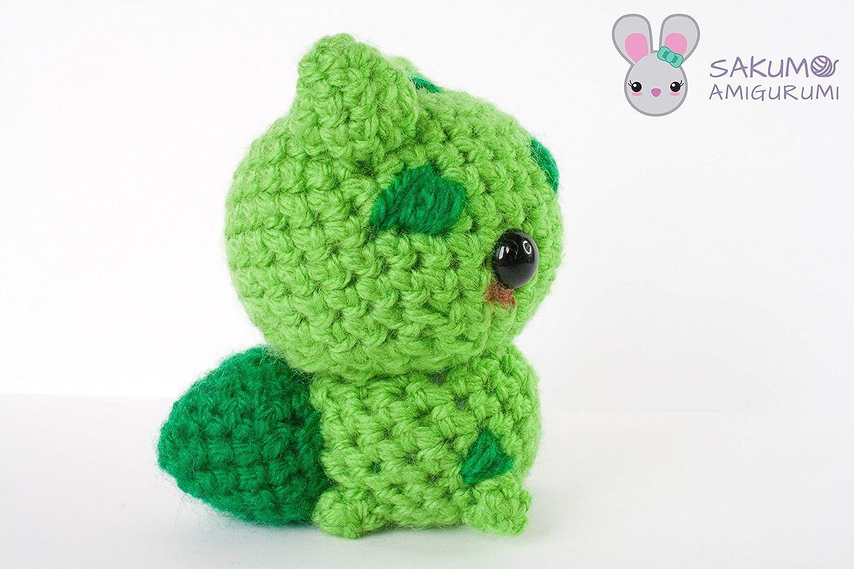 CROCHET PIKACHU PATTERN - Amigurumi Pokemon Pdf Pattern - Crochet ... | 1000x1500