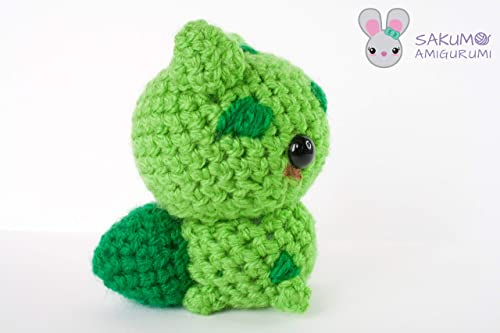 11 x Crochet Pattern Pokemon GO [Free (With images) | Pokemon ... | 333x500
