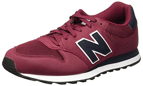 New Balance Men s Gm500 Sneakers Red Size  7.5 531490a2b5c