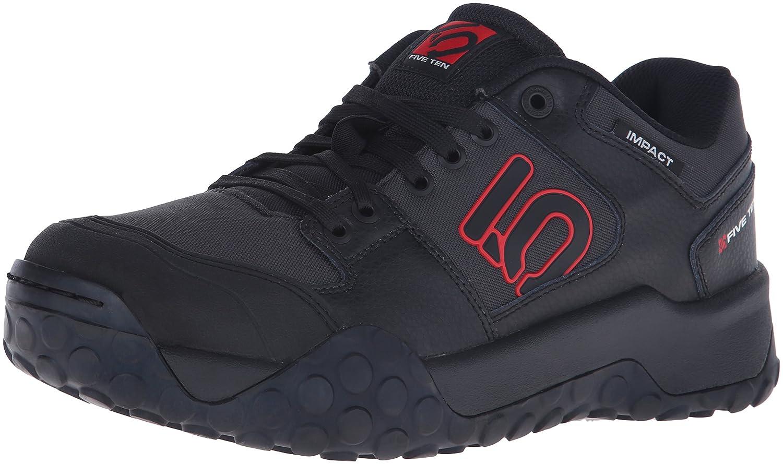 Five Ten MTB-Schuhe Impact Niedrig Schwarz Gr. 44