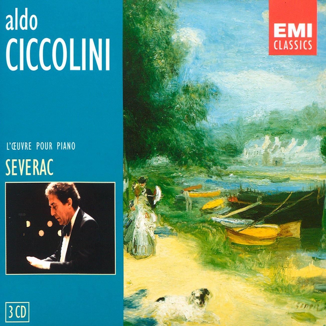 Aldo Ciccolini, Severac - Piano Works - Amazon.com Music