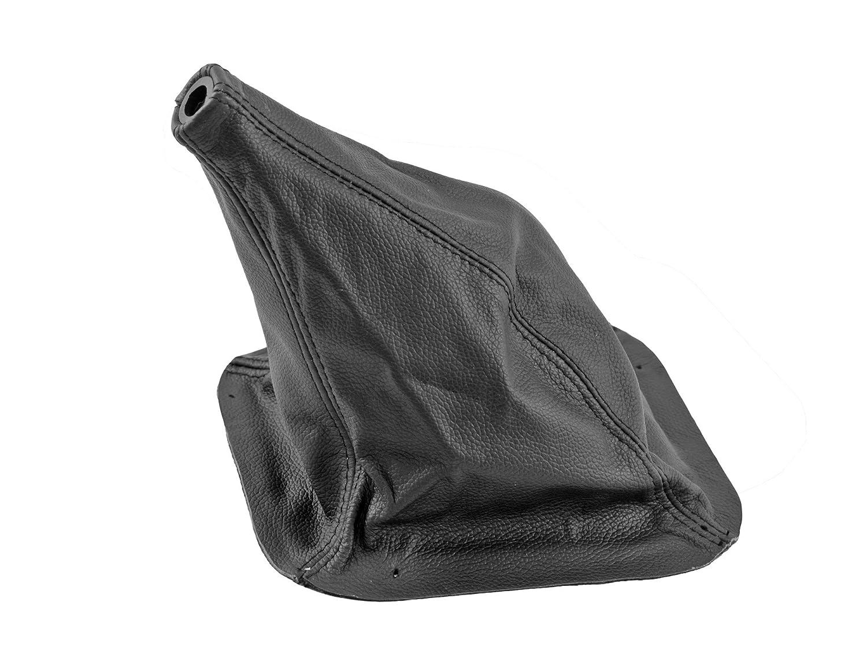 Scott Drake E7ZZ-7277-A Leather Shift Boot
