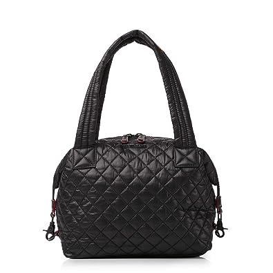 be54740e6923 Amazon.com: MZ Wallace Sutton Medium Black Nylon Tote Bag New: Shoes