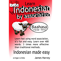 Learn Indonesian by Association - Lingo Links: The easy playful way to learn a new language.