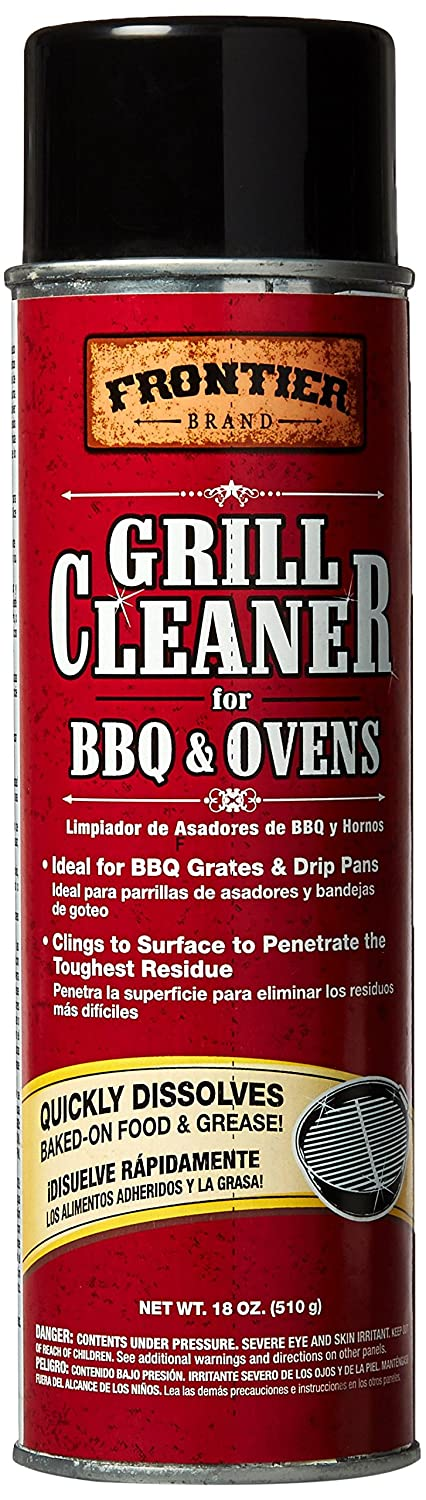 Amazon.com : Frontier GC18 18-Ounce Grill Cleaner for BBQ and Ovens : Grill Accessories : Garden & Outdoor
