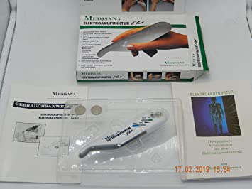 c190bf4a425 Medisana Electric Acupuncture Plus  Amazon.co.uk  Electronics