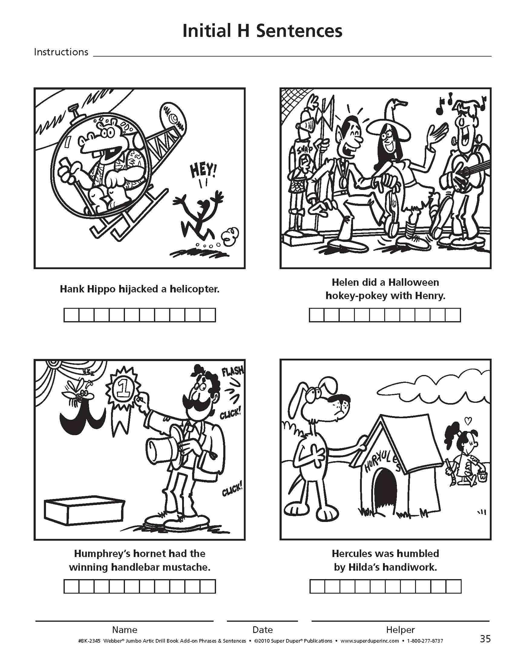 Jumbo Artic Drill Book Phrase and Sentence Add-On CD-Rom Print Color or  Black & White: Sharon G. Webber, Thomas Webber, Mark Bristol, Ashlet  Drennan: ...
