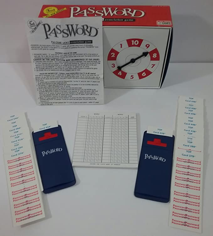 PASSWORD 3rd Edition by Endless Games: Amazon.es: Juguetes y juegos