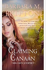 Claiming Canaan: Milcah's Journey (Tribes of Israel) Kindle Edition